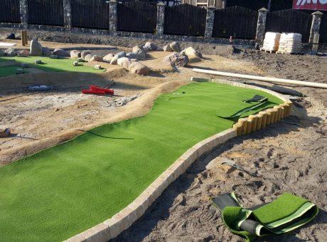 budowa pola