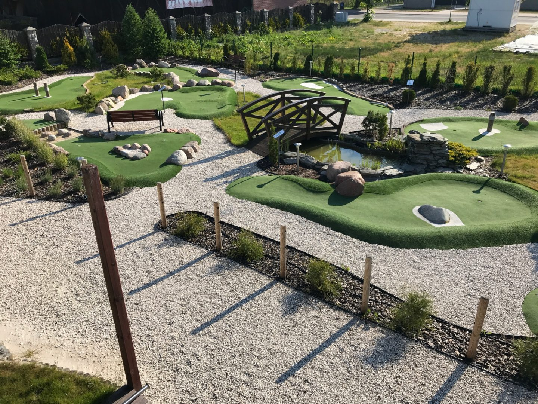 Adventure Golf Park w Łebie