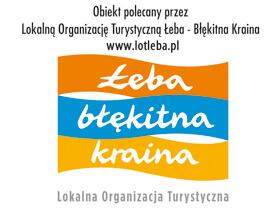 Certyfikat Lokalnej Organizacji Turystycznej Łeba - Błękitna Kraina