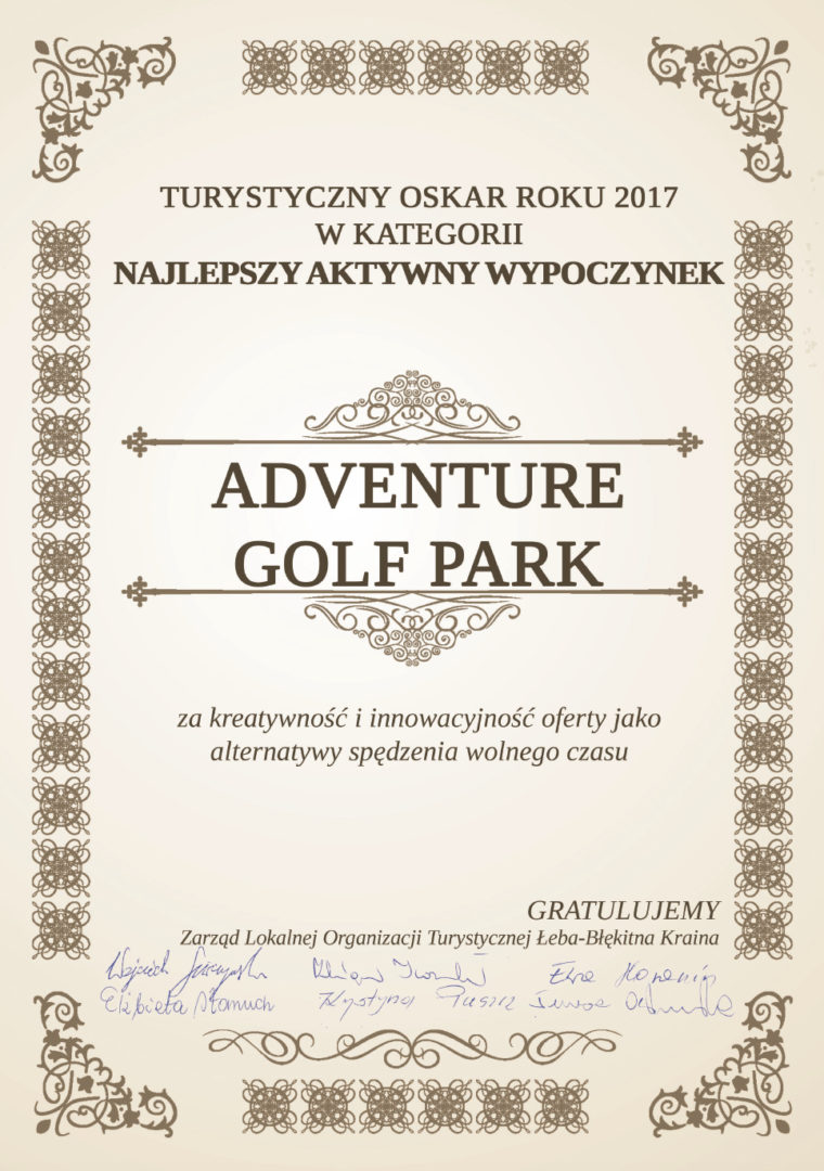 Adventure Golf Park